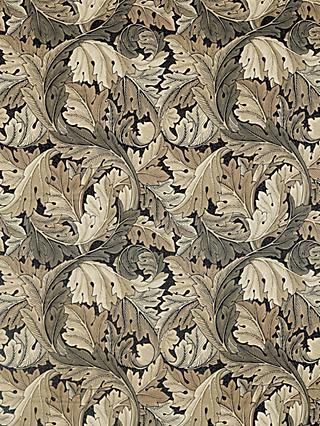 Morris & Co. Acanthus Velvet Furnishing Fabric