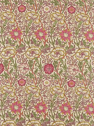 Morris & Co. Pink and Rose Furnishing Fabric