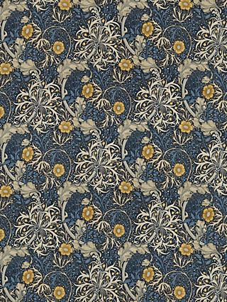 Morris & Co. Seaweed Furnishing Fabric