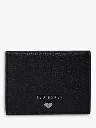 Ted Baker Areana Leather Mini Flap Cardholder