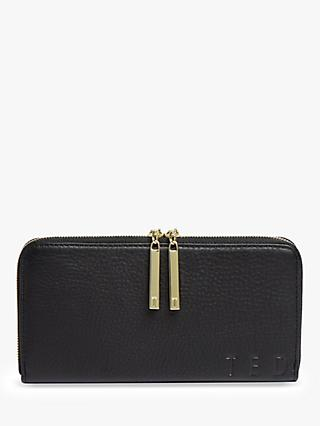 Ted Baker Eliiey Branded Leather Matinee Purse
