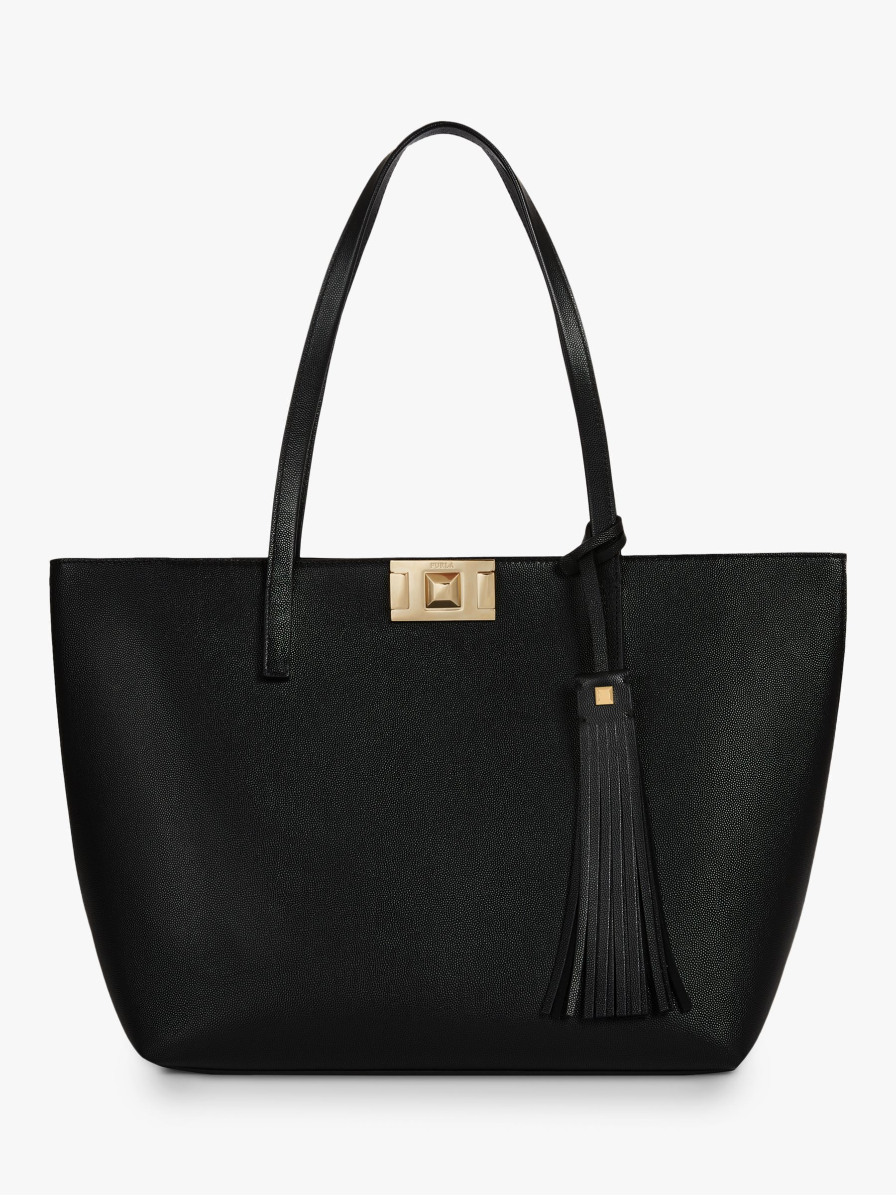Furla Furla Mimi Leather Tote Bag