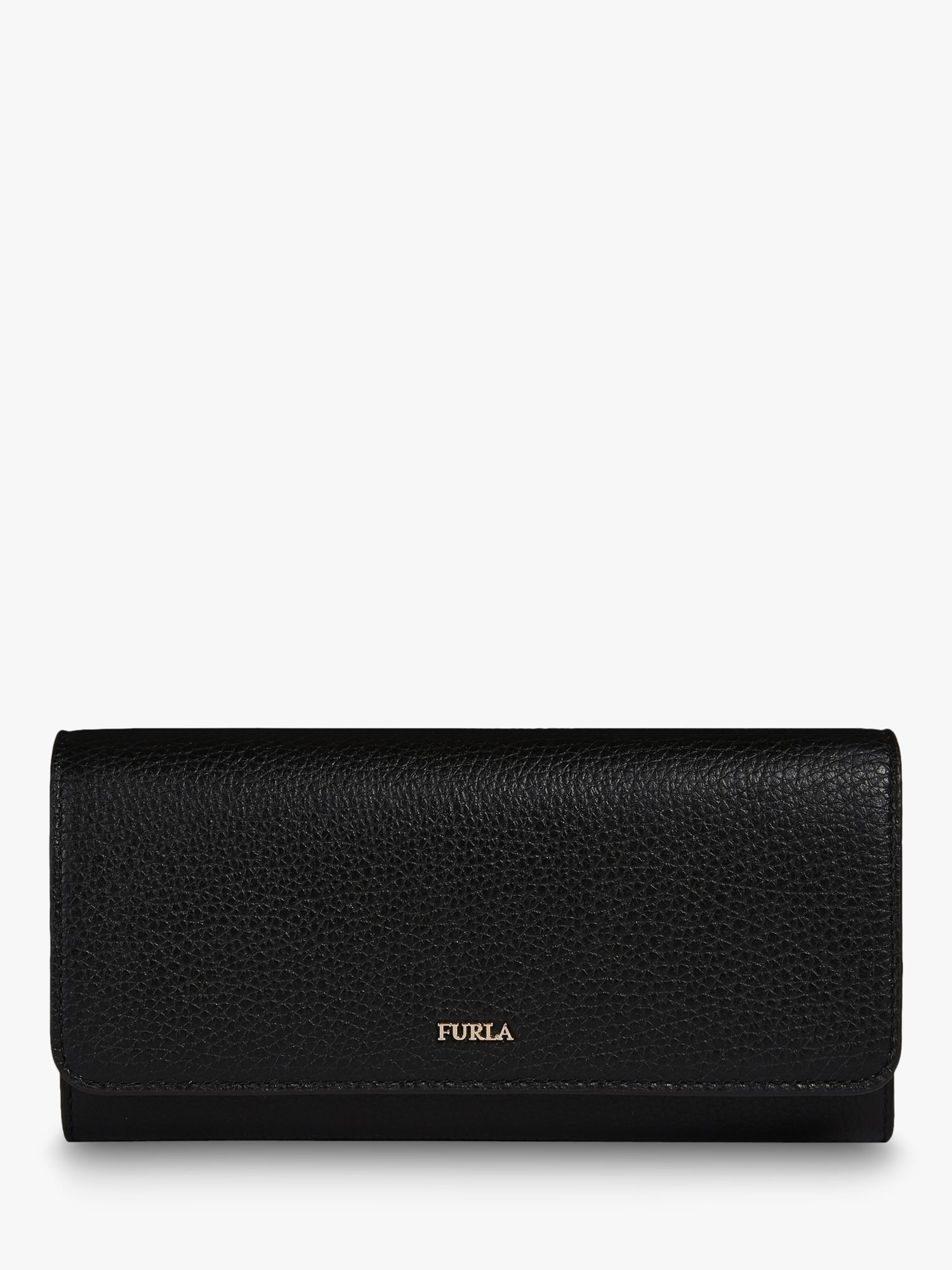 Furla Furla Babylon Leather Flap Over Purse