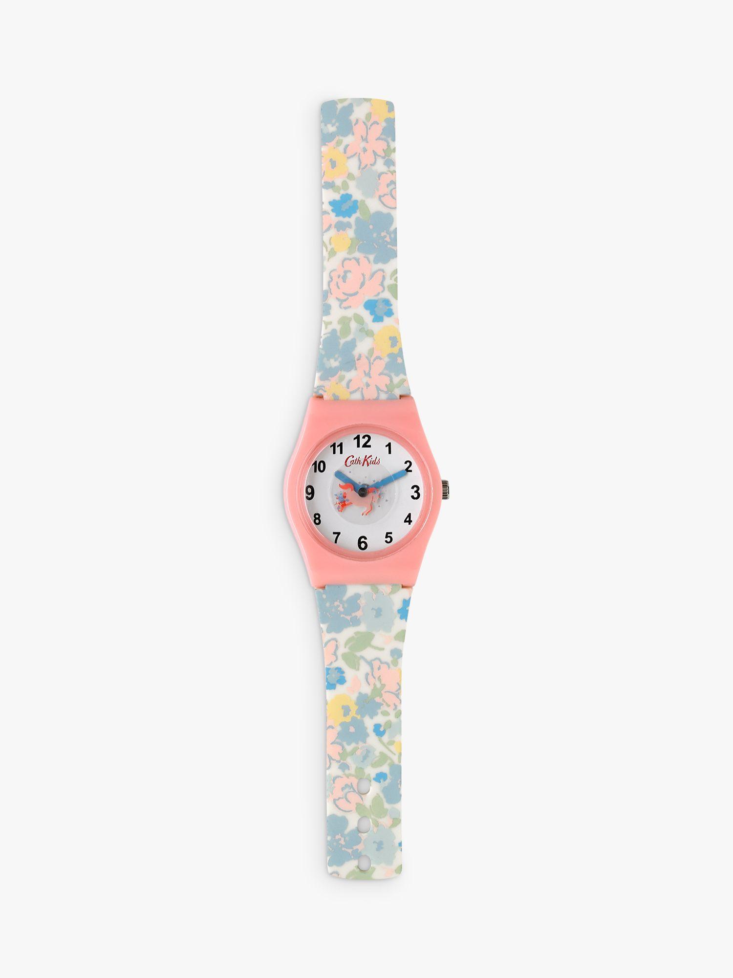 Cath Kidston Cath Kidston Children's Unicorn Watch, Multi