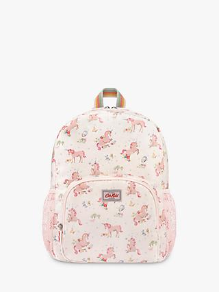 Cath Kids Children's Unicorn Meadow Large Backpack, Pink