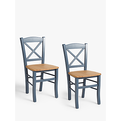 John Lewis & Partners Clayton Dining Chairs, Set of 2, FSC-Certified