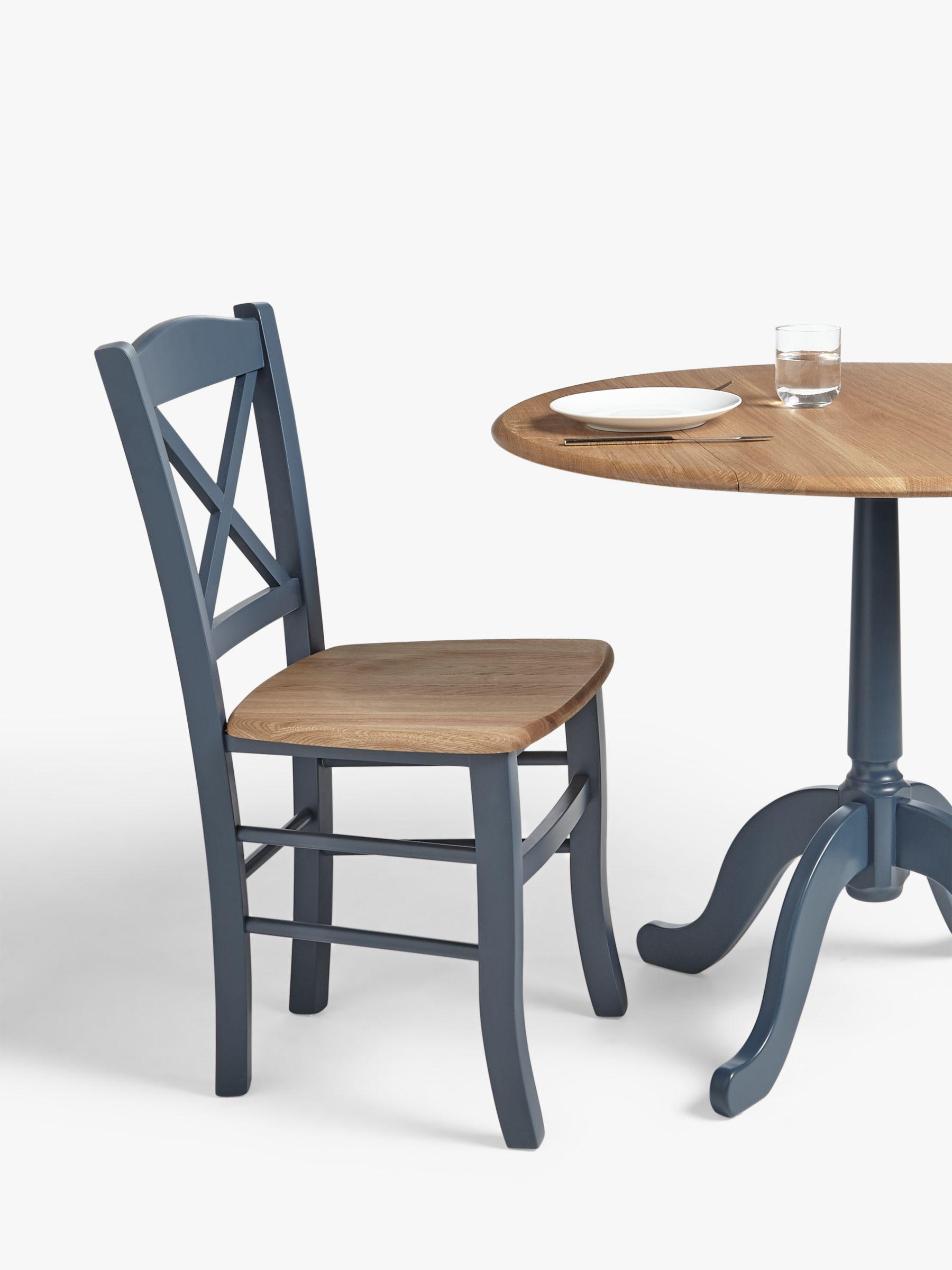 Image of: John Lewis Partners Clayton 2 4 Seater Drop Leaf Dining Table Fsc Certified Oak At John Lewis Partners