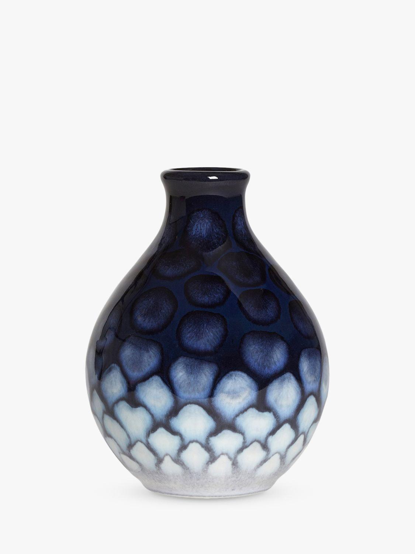 Poole Pottery Poole Pottery Ocean Bud Vase, H12cm