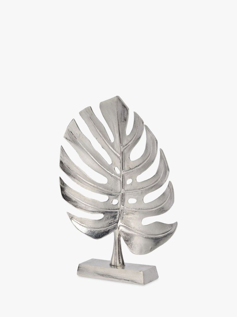 Libra Libra Monstera Plant Leaf Sculpture, H41cm