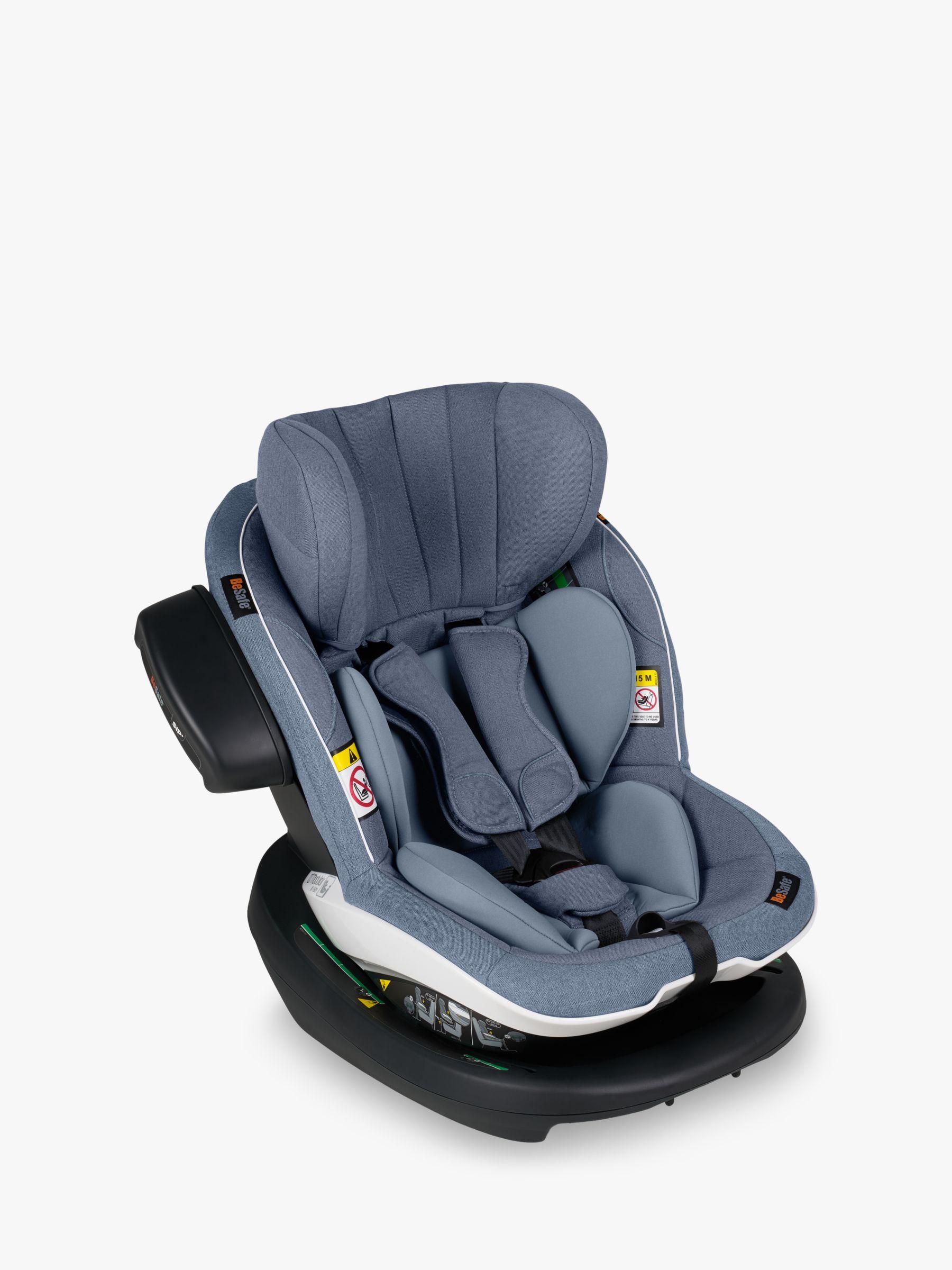 BeSafe BeSafe iZi Modular X1 i-Size Group 1 Car Seat, Cloud Melange