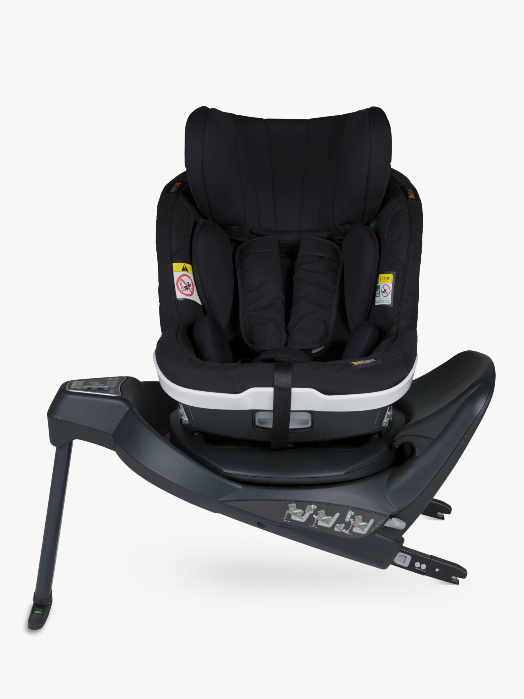 BeSafe BeSafe iZi Turn i-Size Group 1 Car Seat, Black Cab