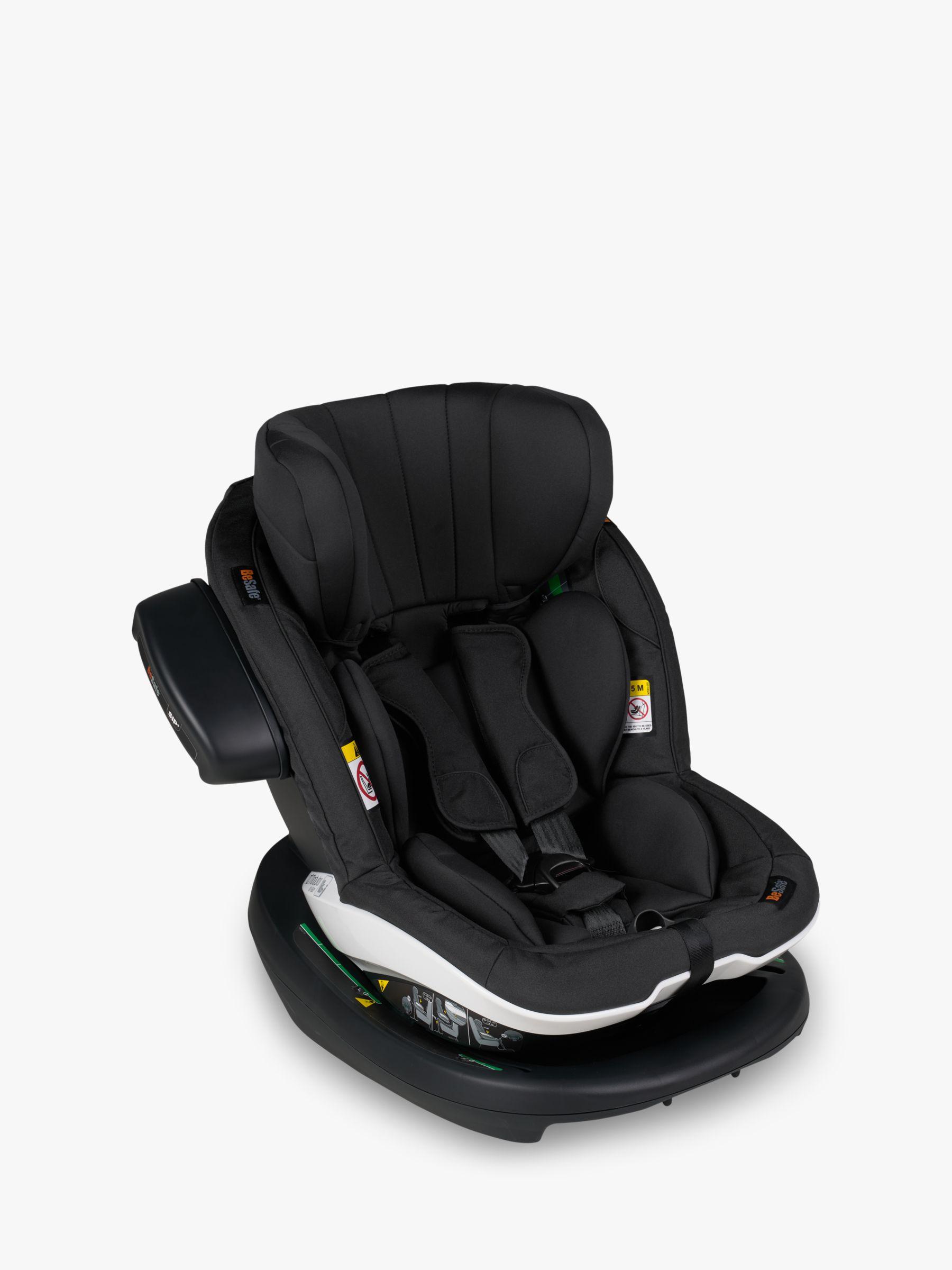 BeSafe BeSafe iZi Modular X1 i-Size Group 1 Car Seat, Black Cab
