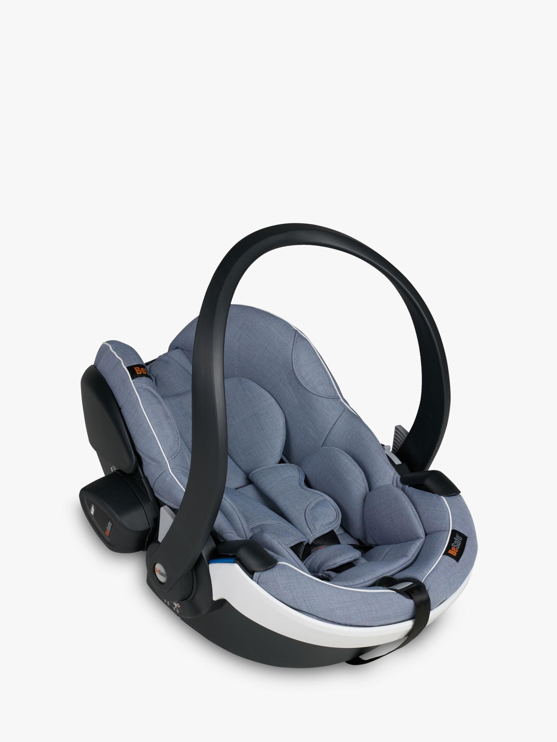 BeSafe BeSafe iZi Go Modular X1 i-Size Baby Car Seat, Cloud Melange