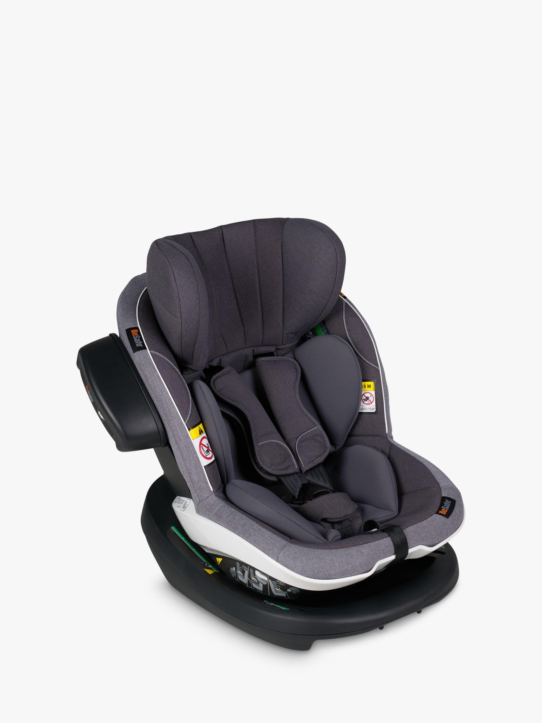 BeSafe BeSafe iZi Modular X1 i-Size Group 1 Car Seat, Metallic Melange
