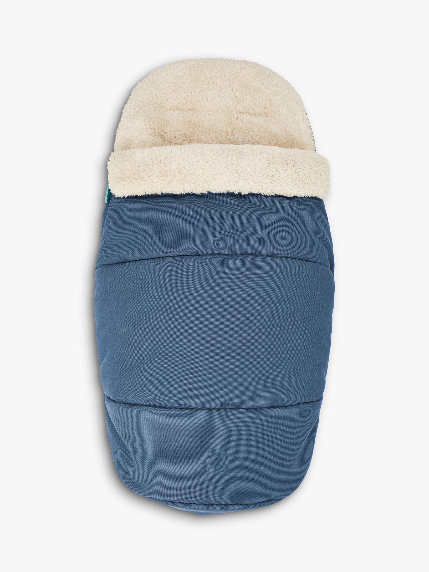 Maxi-Cosi Maxi-Cosi 2 in 1 Pushchair Footmuff, Essential Blue