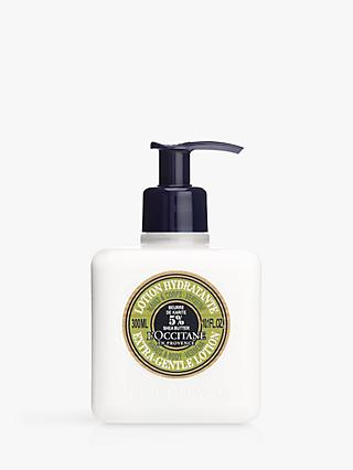 L'Occitane Shea Verbena Extra-Gentle Lotion for Hands & Body, 300ml