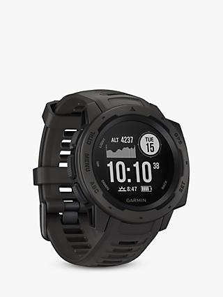 Garmin Instinct Smartwatch with GPS and Wrist-based Heart Rate Technology