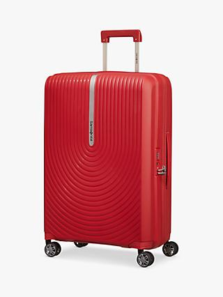 Samsonite HI-FI 4-Wheel 68cm Expandable Medium Suitcase