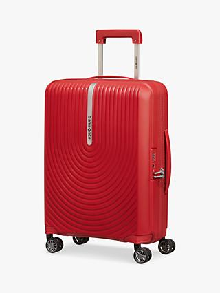 Samsonite HI-FI 4-Wheel 55cm Expandable Cabin Case