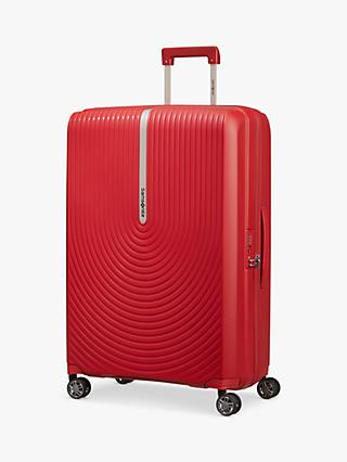 Samsonite HI-FI 4-Wheel 75cm Expandable Large Suitcase
