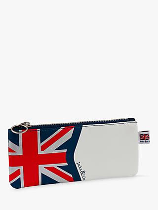 Jacks & Co Union Flag Pencil Case