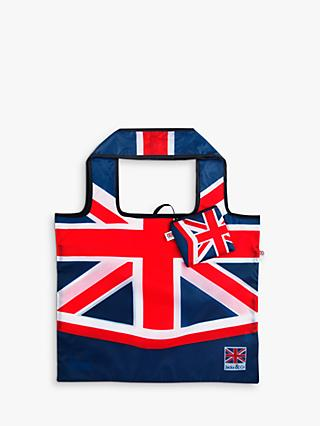 Jacks & Co Union Flag Foldaway Bag