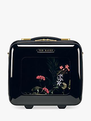 Ted Baker Hilo Highland Vanity Case, Black