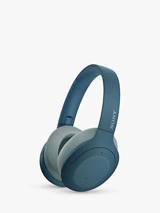 Sony WH-H910N h.ear on 3 Wireless Bluetooth NFC Over-Ear Headphones with Noise Cancellation
