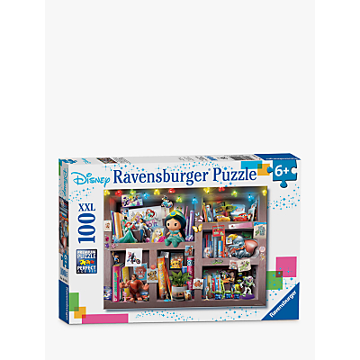 Ravensburger Disney Jigsaw Puzzle, 100 Piece