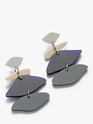 Kin Shadows Drop Earrings