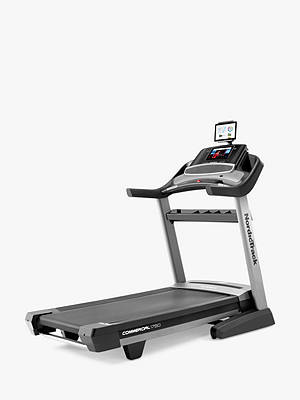 Buy NordicTrack Commercial 1750 Treadmill Online at johnlewis.com