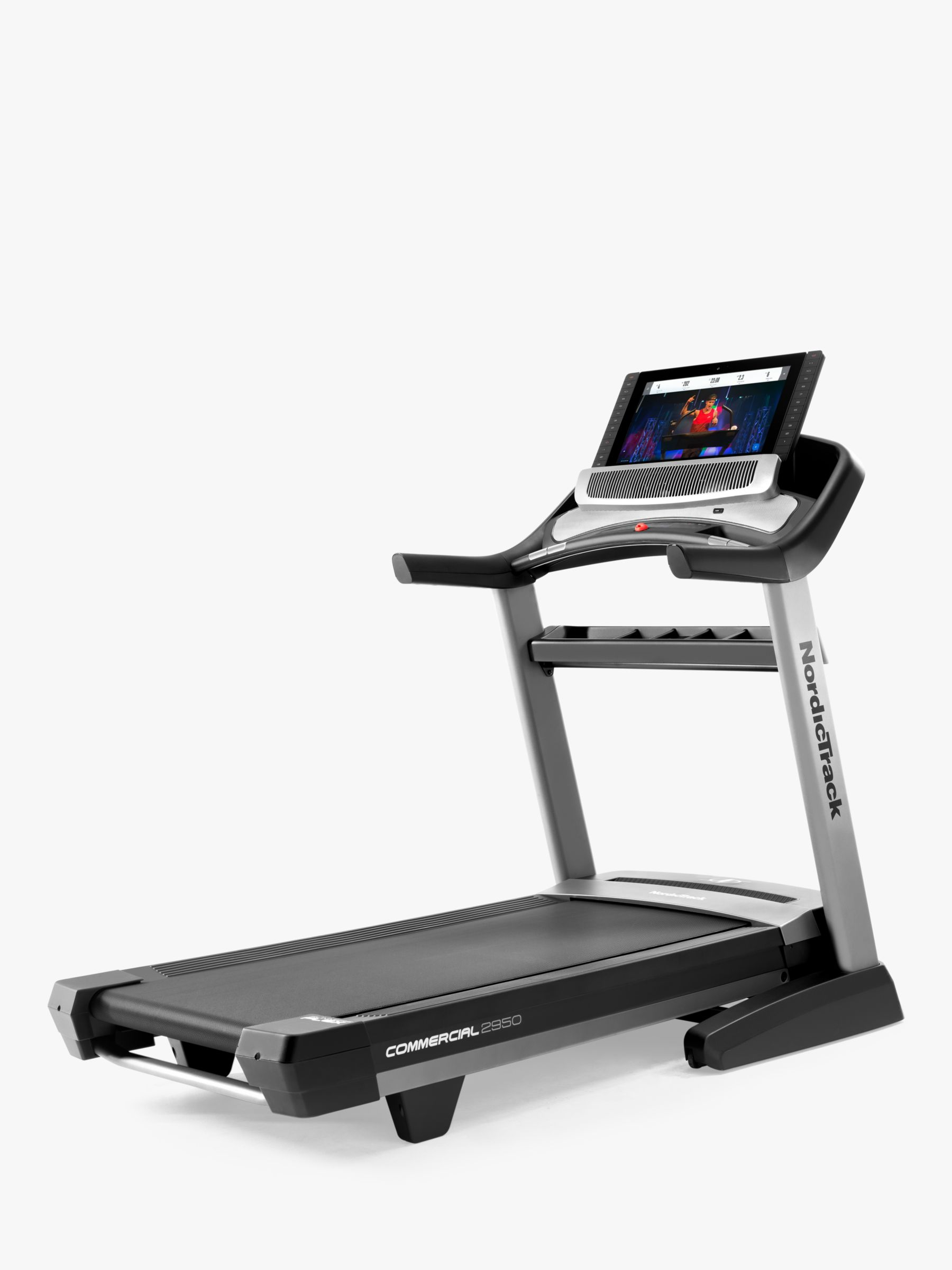 Buy NordicTrack Commercial 2950 Treadmill Online at johnlewis.com