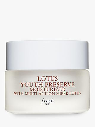 Lotus Youth Preserve Moisturiser with Multi-Action Super Lotus