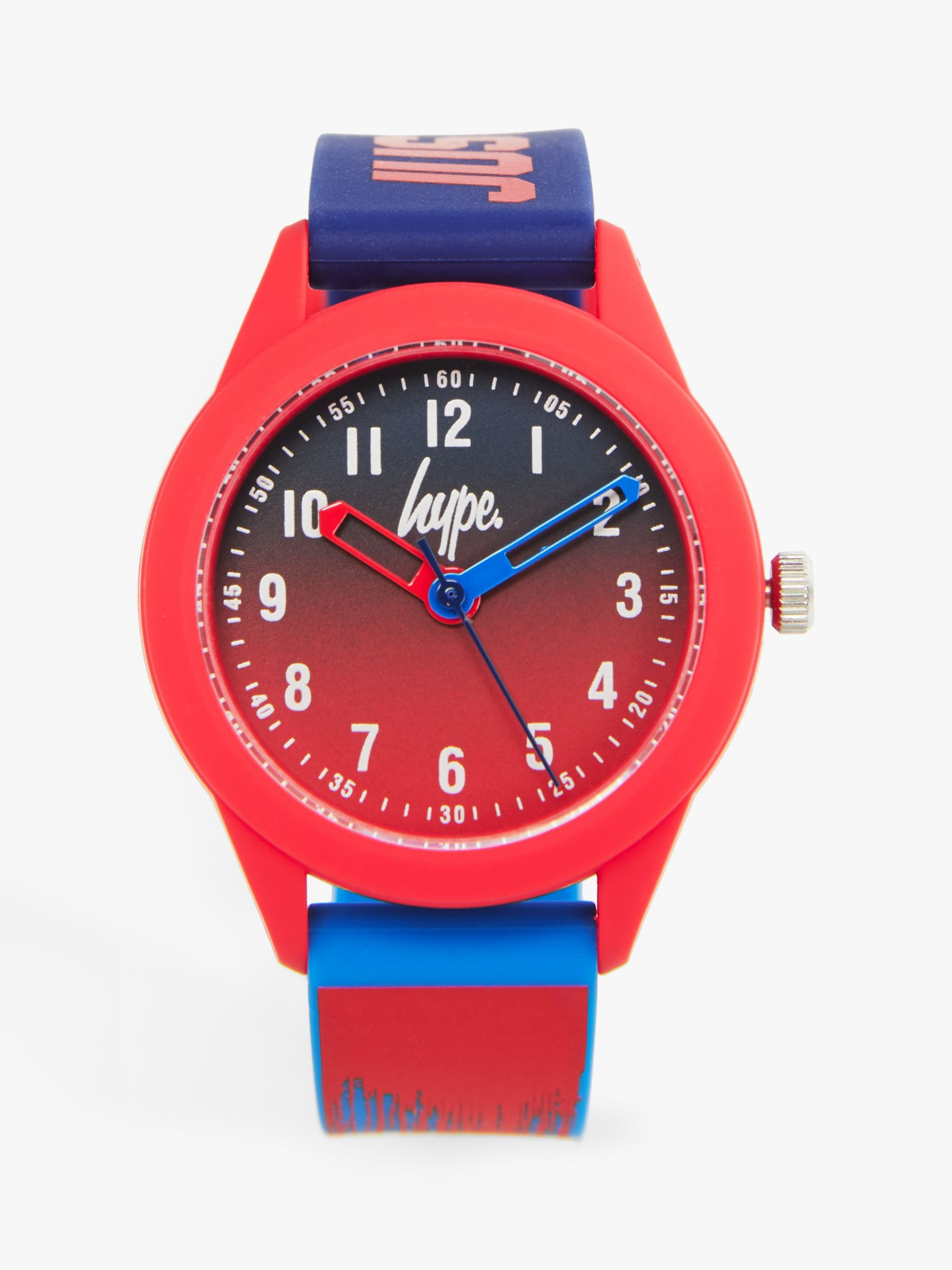 Hype Hype HYK011UR Children's Just Hype Silicone Strap Watch, Multi