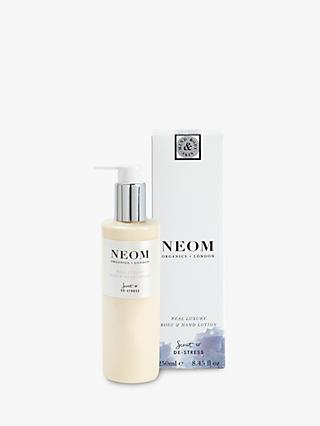 Neom Organics London Real Luxury Body & Hand Lotion, 250ml