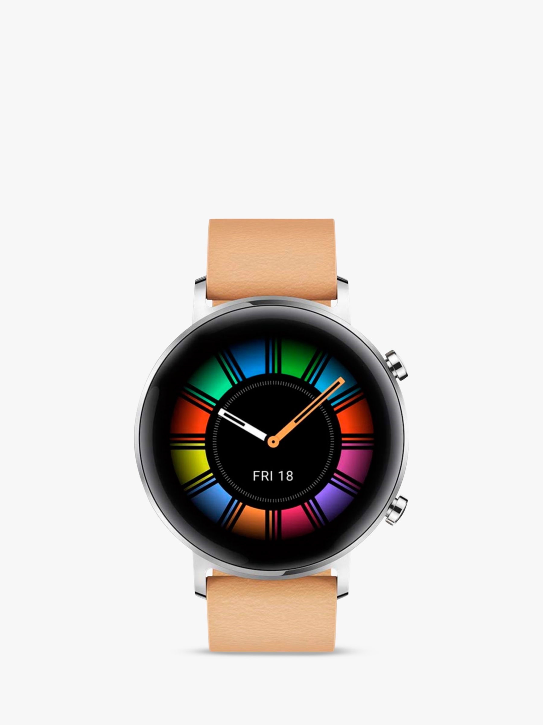 Huawei Huawei Watch GT 2 Smart Watch with GPS, 42mm, Gravel Beige