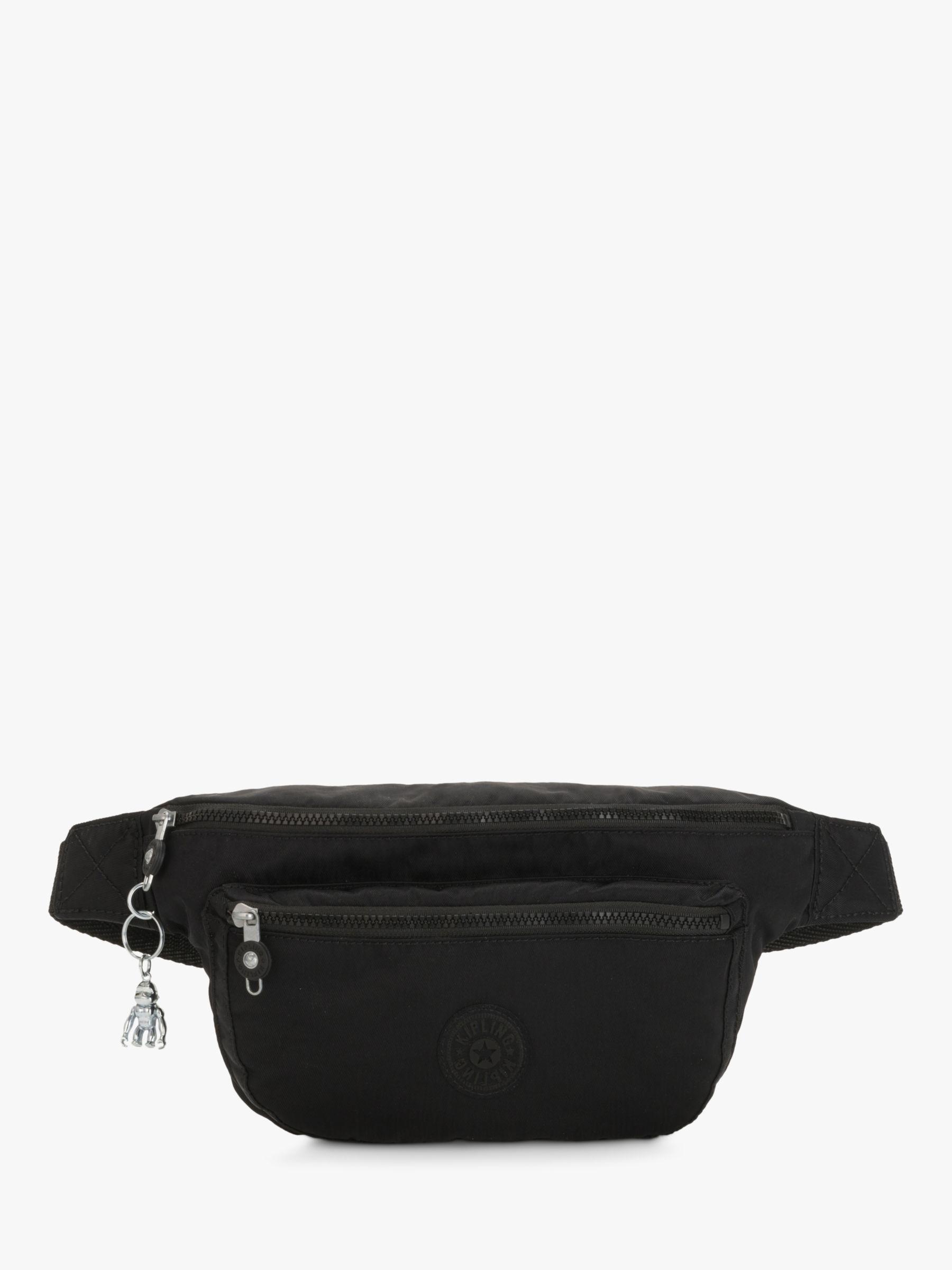 Kipling Kipling Yasemina XL Convertible Cross Body Bag, Rich Black