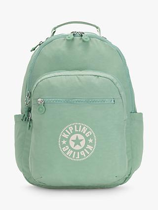 Kipling Seoul Backpack, Frozen Mint