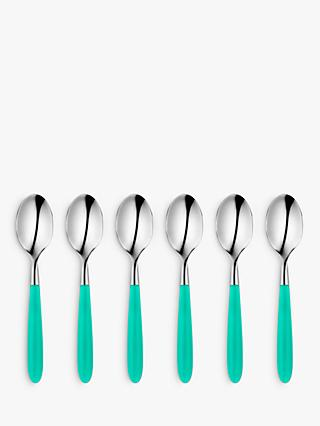 John Lewis & Partners Vero Teaspoons, Set of 6