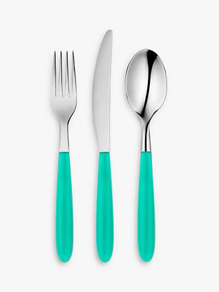 John Lewis & Partners Vero Cutlery Set, 2 Place Settings