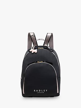 Radley Crofters Way Backpack, Shadow