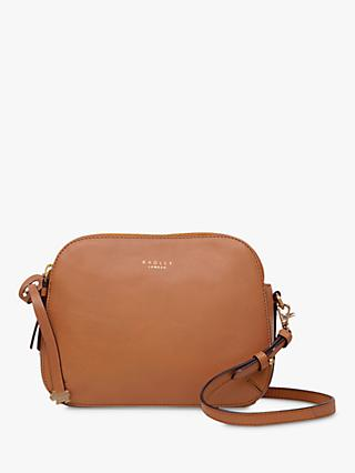Radley Dukes Place Leather Cross Body Bag