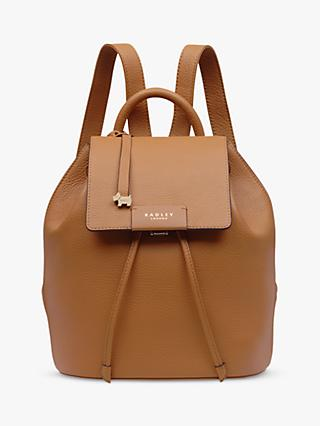 Radley Ada Street Small Leather Backpack