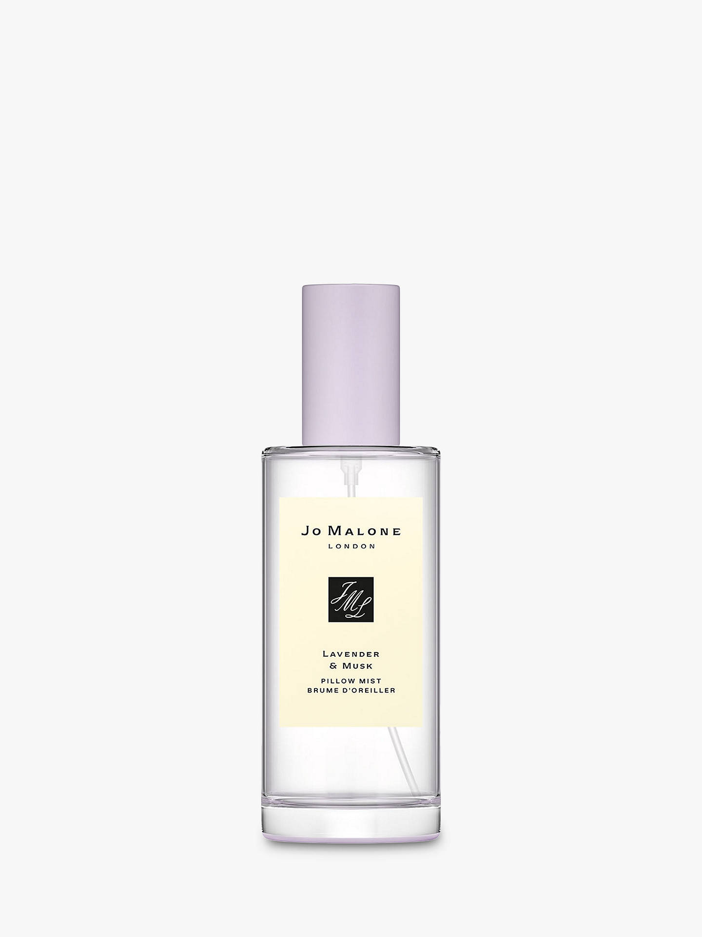 Buy Jo Malone London Lavender & Musk Pillow Mist, 45ml Online at johnlewis.com