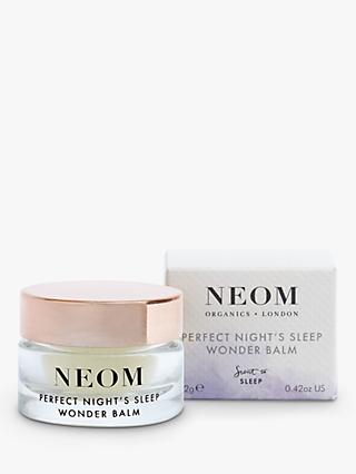 Neom Organics London Perfect Nights Sleep Wonder Balm, 12g