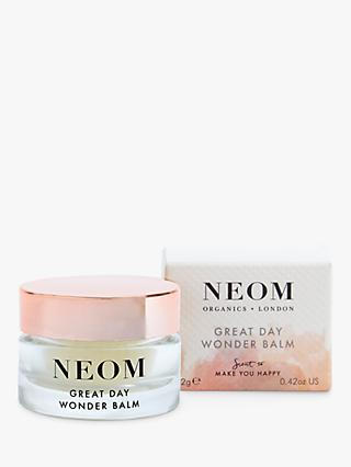 Neom Organics London Great Day Wonder Balm, 12g