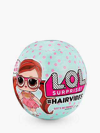 L.O.L. Surprise! Hairvibes Tots