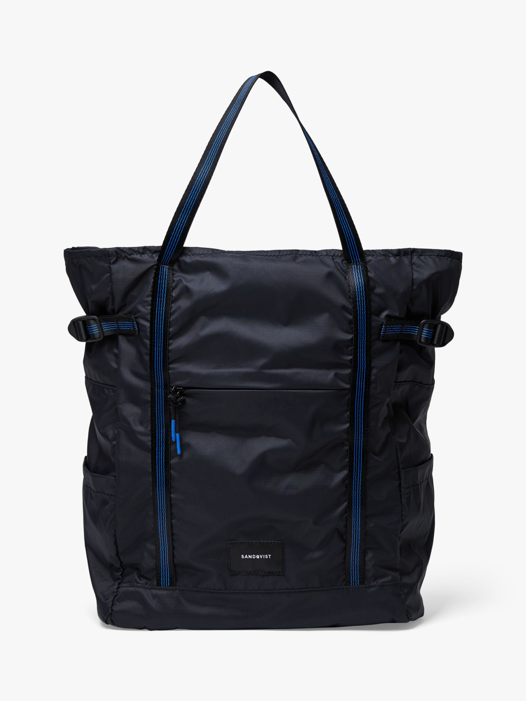 Sandqvist Sandqvist Roger Outdoors Recycled Tote Backpack, Black