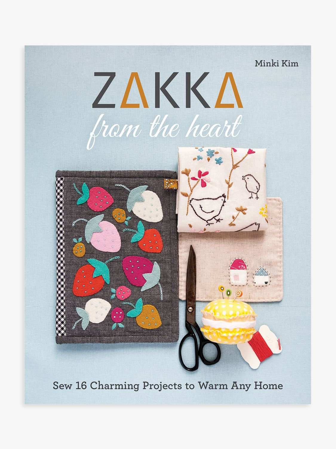 Search Press Search Press Zakka From The Heart Projects Book