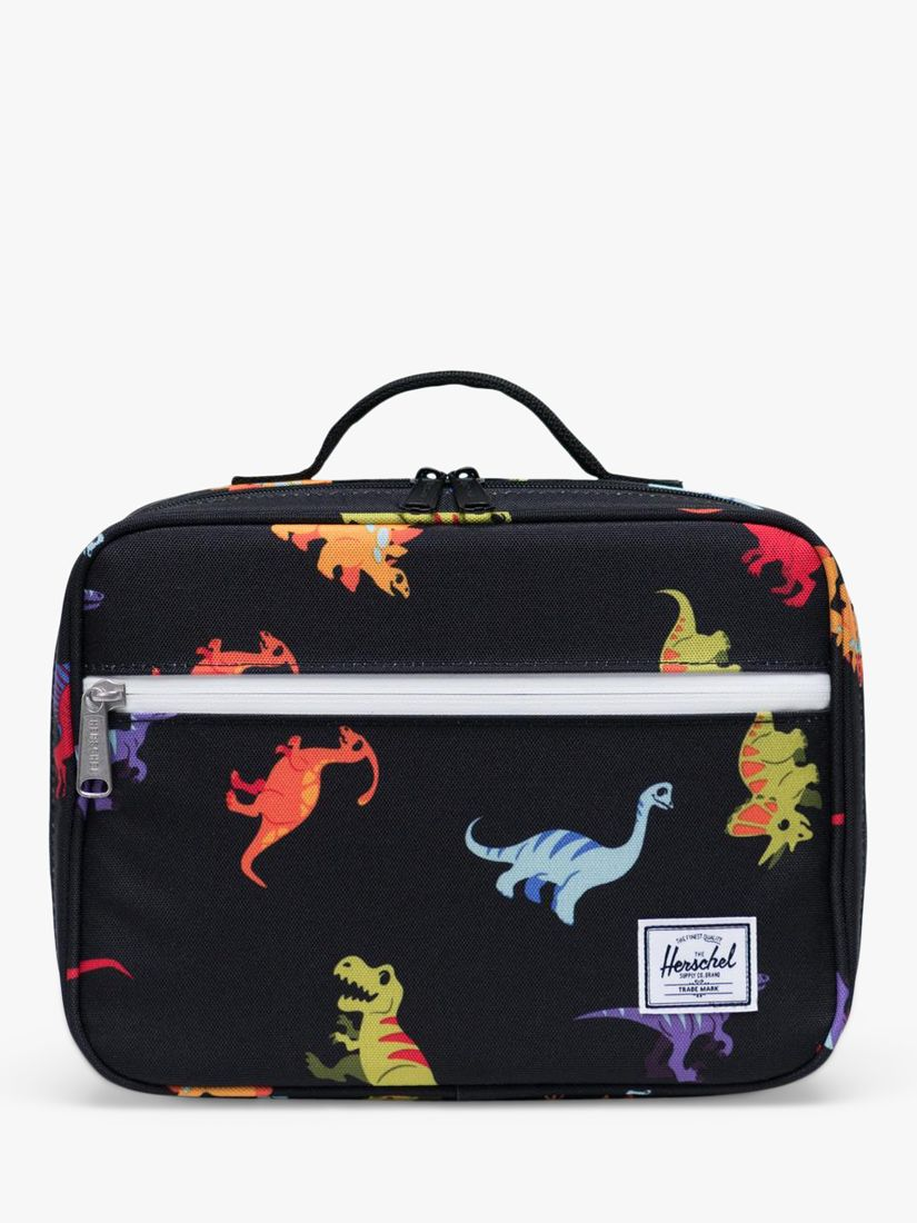 Herschel Supply Co. Herschel Supply Co. Children's Pop Quiz Dinosaur Lunch Box, Black